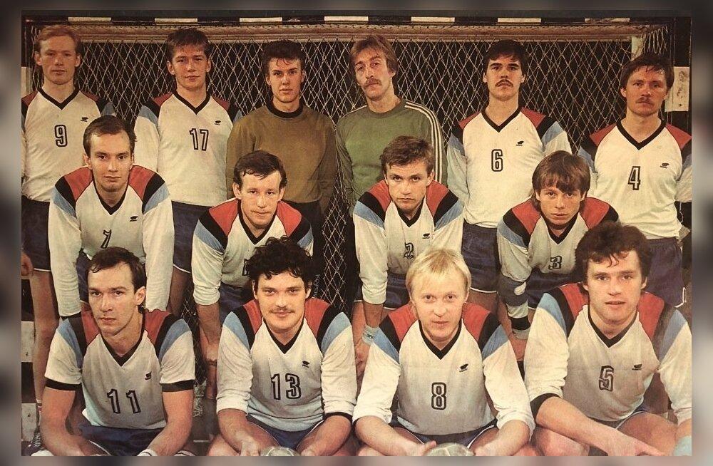 Tallinna Kooperaator 80-ndate lõpus.