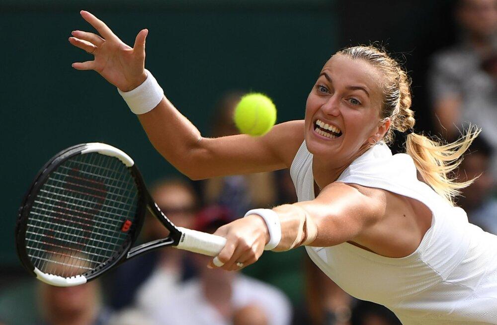 Petra Kvitova loobus Toronto turniirist