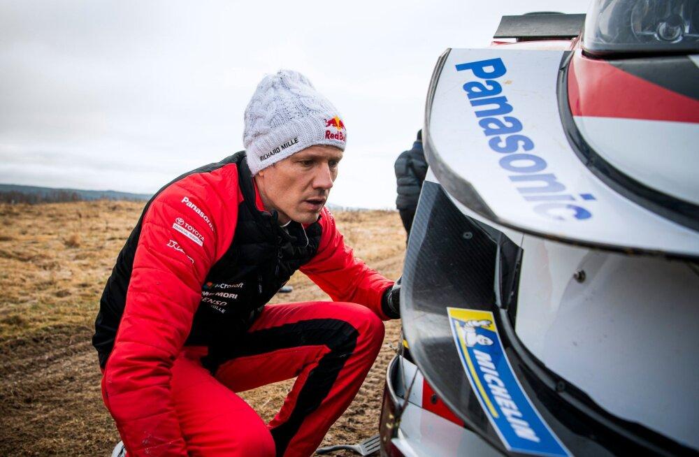 Sebastien Ogier: minu jätkamine WRC-sarjas sõltub koroonaviirusest