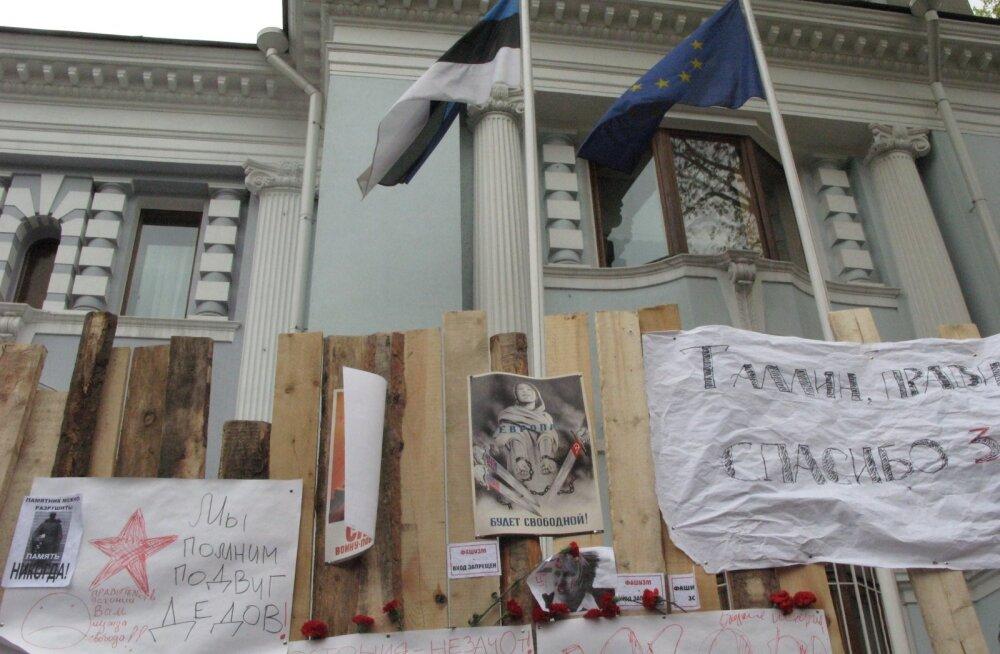 Kuhu läheb Moskvas president Kaljulaid? Saatkonna eelmine suur renoveerimine lõppes Mart Helmele halvasti