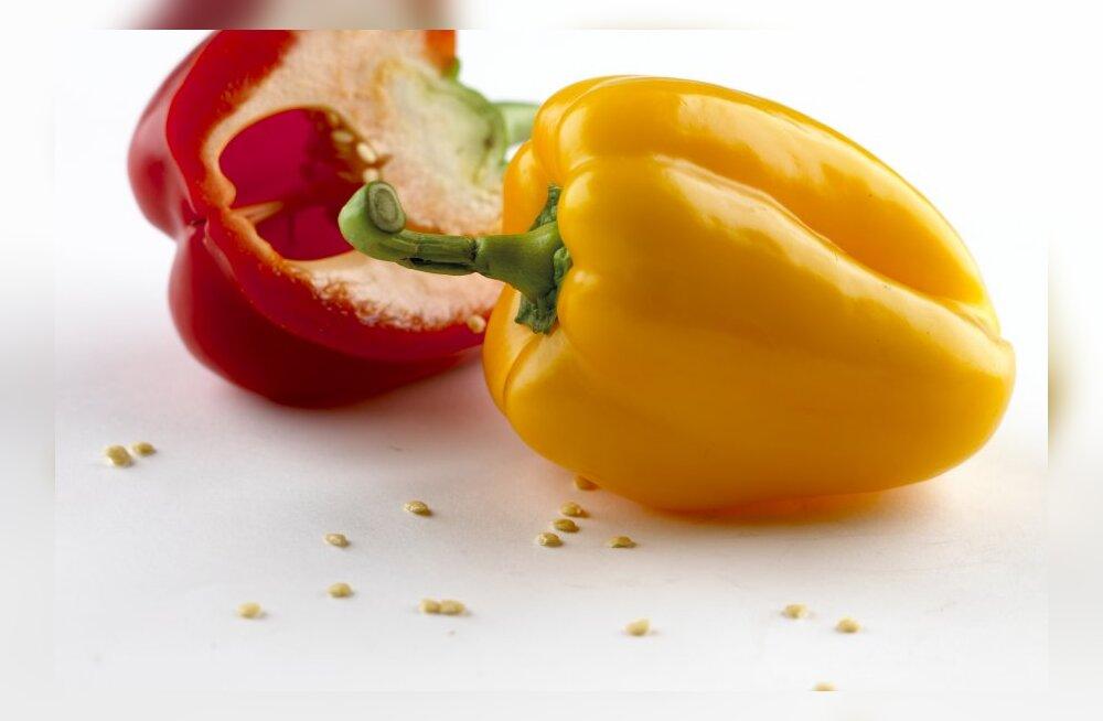 10 põhjust paprikat süüa ja 13 paprikaretsepti