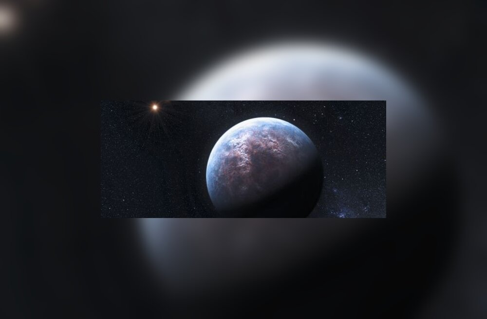 Planeedilaadne taevakeha hämmastab teadlasi