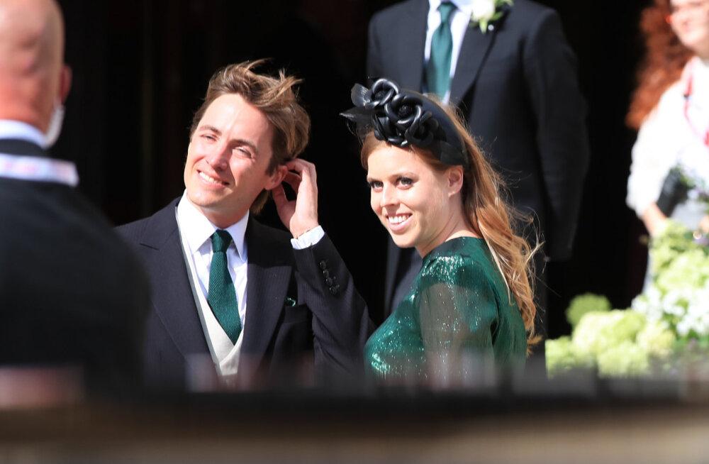 Kuningaperes kõlavad peagi taas pulmakellad: printsess Beatrice abiellub oma verivärske poiss-sõbraga
