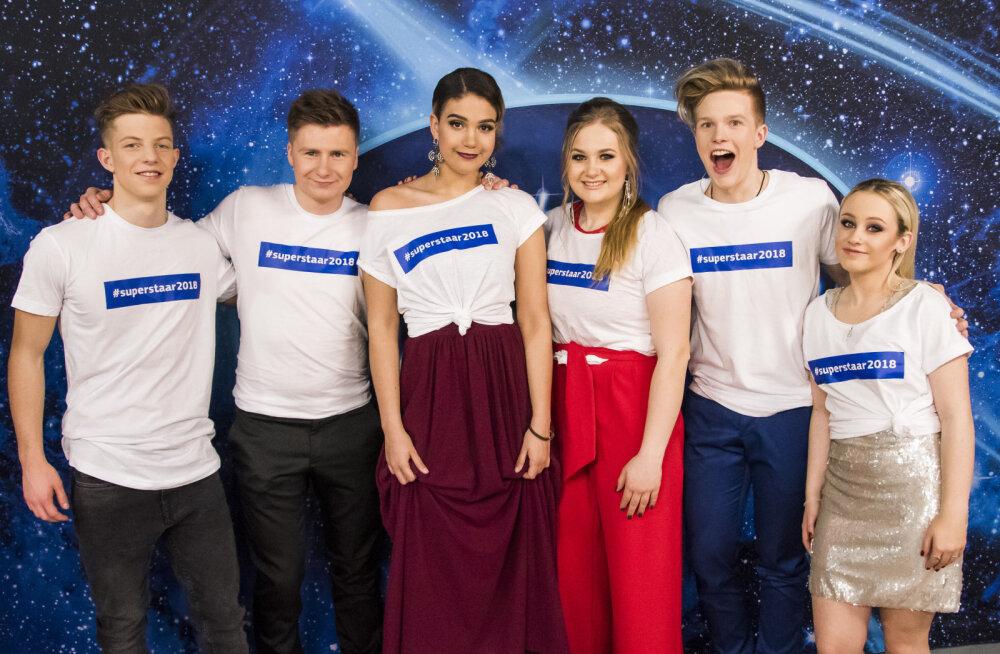 """VIDEO   Milline võimalus! """"Eesti otsib superstaari"""" osalejad kutsuvad fännipäevale"""