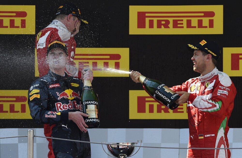 Vettel loovutaks kasvõi kõik oma rekordid: selleks nad ju ongi, et neid purustada