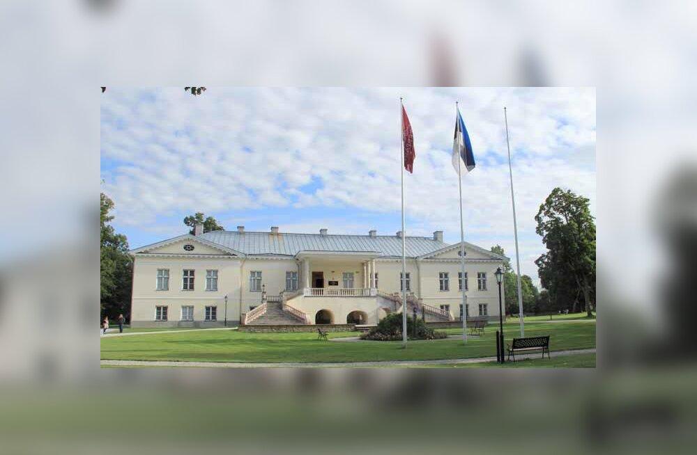 Vihterpalu mõis, mille taastamiseks kulus üle viie aasta ja kolme miljoni euro. Foto: Kristjan Otsmann
