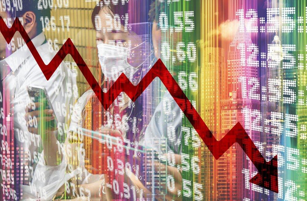 ТАБЛИЦА: Снижение ВВП в первом квартале было не столь пугающим