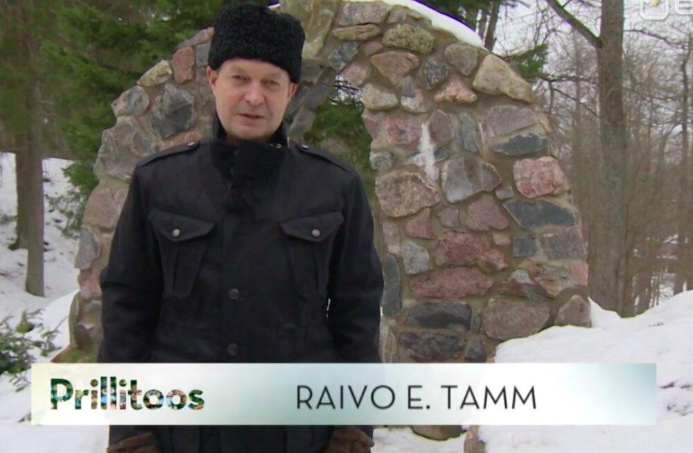 """Raivo E. Tamm asendas Reet Linnat """"Prillitoosi"""" saatejuhina"""