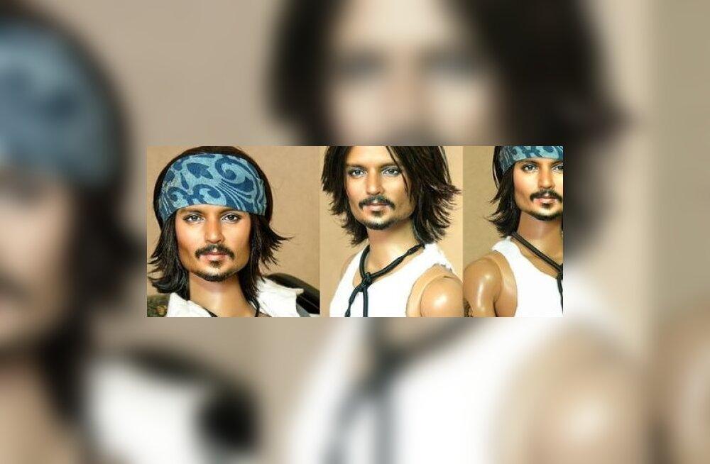 Uued trendinukud — Angelina Jolie ja Johnny Depp?