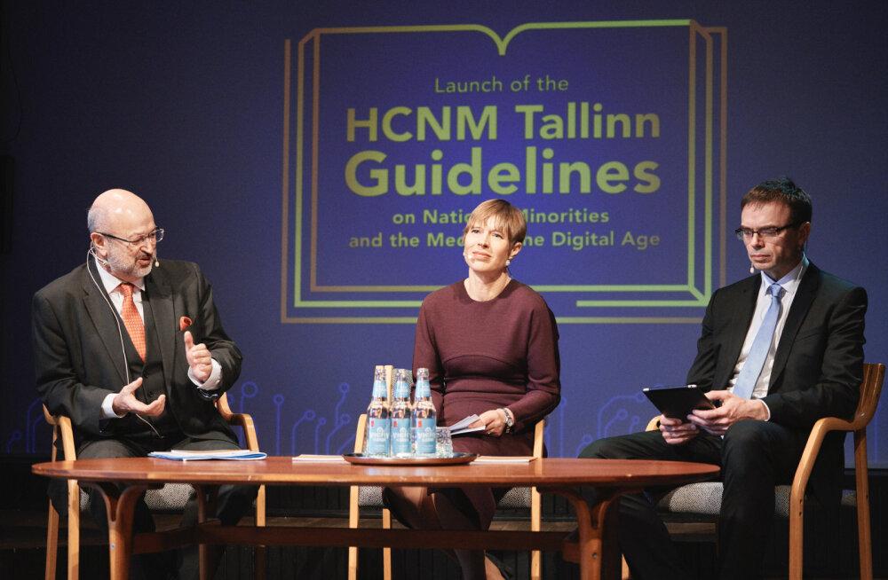 Välisminister Mikser: valitsuste kohustus on kaitsta inforuumi ja takistada desinformatsiooni levikut