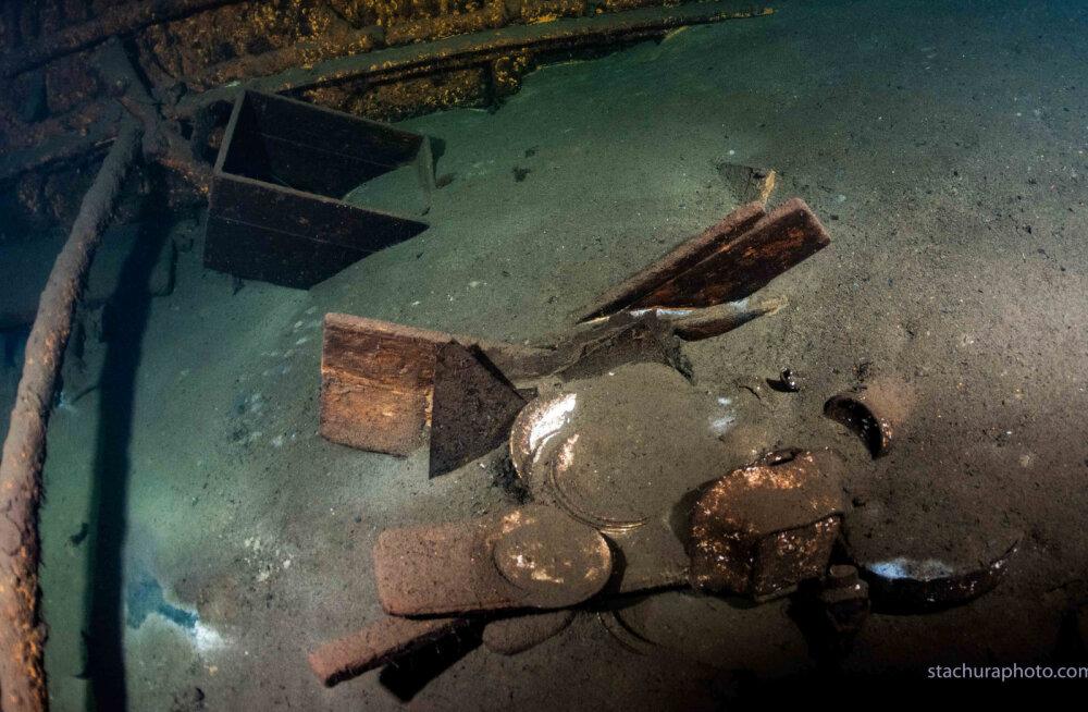 ÜLEVAADE | Jäljetult kadunud Merevaigutoa aarded võivad lebada Läänemere põhjas