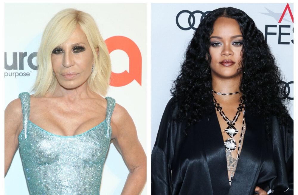 TOP 8   Donatella Versacest Rihannani: üüratud summad, millest kuulsused ja maailma kuulsad ettevõtted koroona tõttu loobunud on