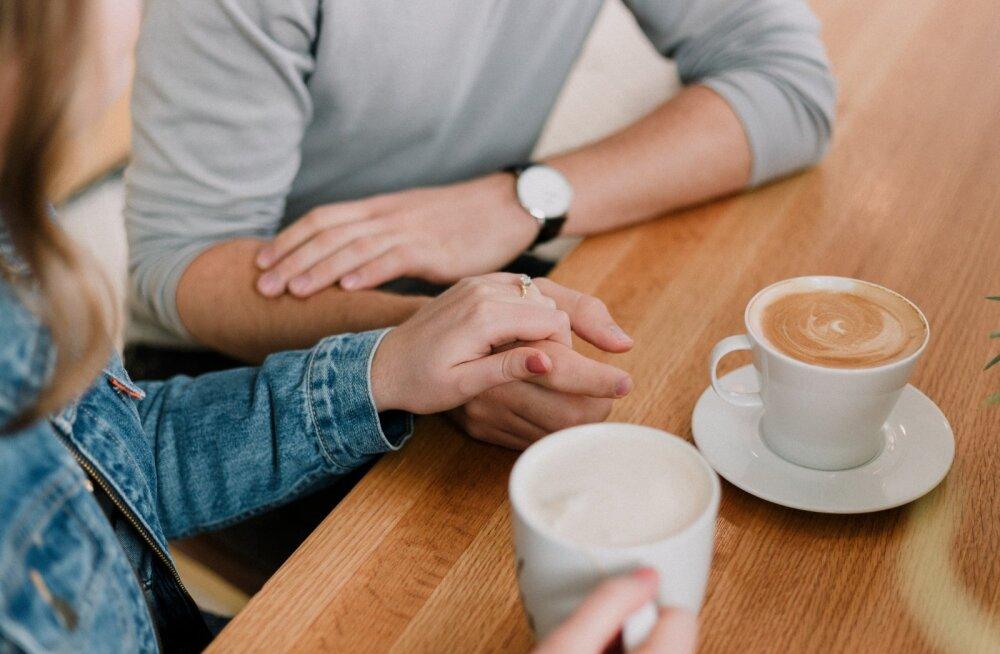 Kui pead oma kallimaga raskete teemade üle arutama, siis just need kohad sobivad selleks jutuajamiseks ideaalselt