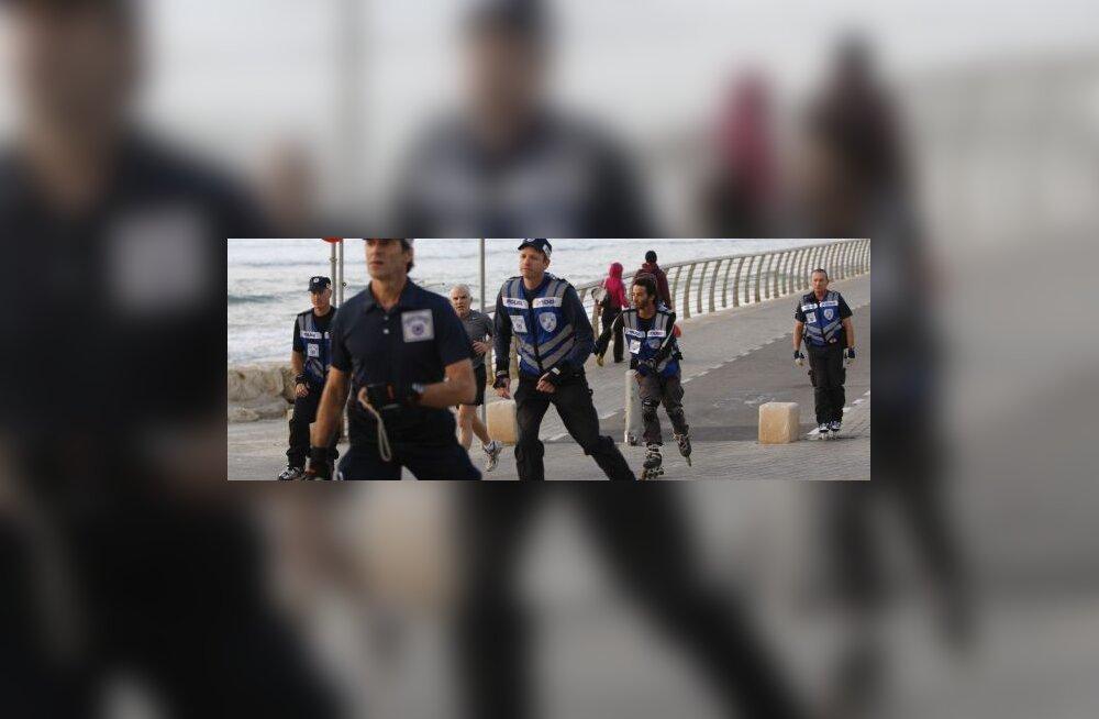 Iisraeli rulluisupolitsei