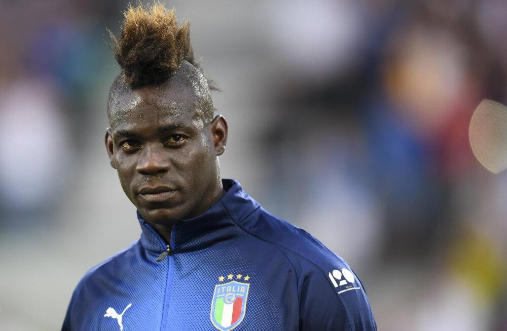 VIDEO | Balotelli kena värav aitas Itaalial MM-finaalturniiri nõrgima meeskonna alistada, Inglismaa alagrupikaaslane üllatas Ronaldota Portugali