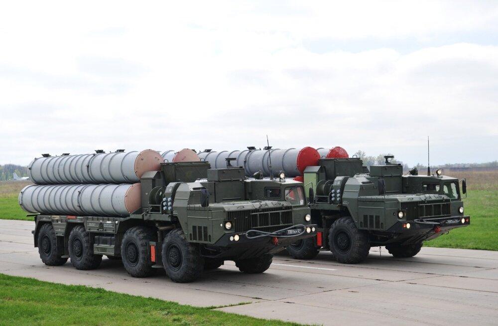 Venemaa viis Kaug-Ida õhutõrje Põhja-Korea olukorra tõttu kõrgendatud lahinguvalmidusse