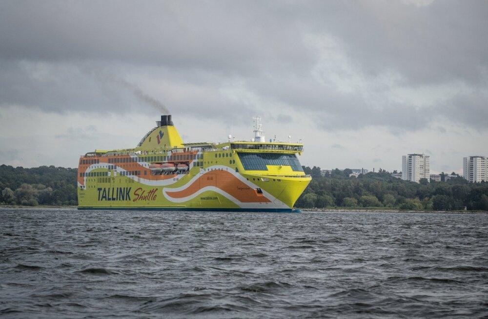 Tallinna Merepäevad 2016 avamine