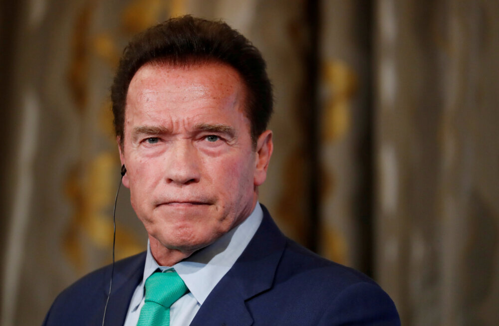 Arnold Schwarzenegger ei kavatse ründaja vastu avaldust kirjutada