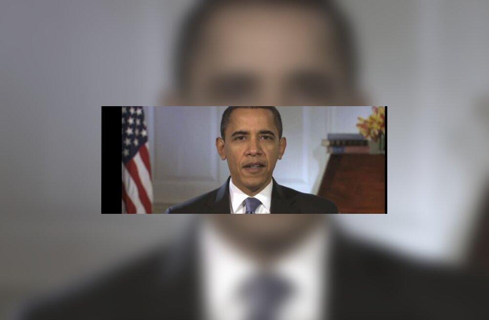 Obama pöördus videoläkitusega Iraani rahva poole