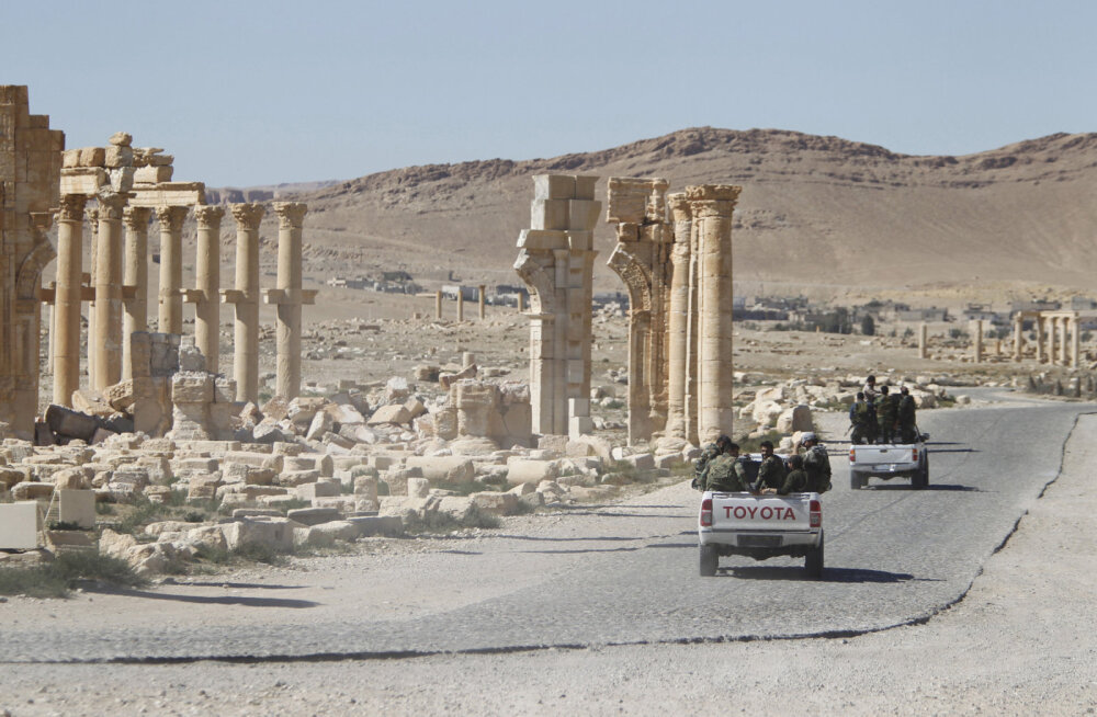 Сирия открывает туристический маршрут