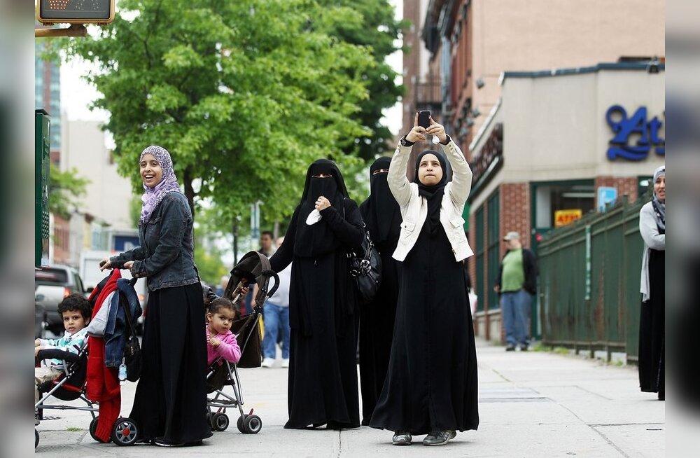 USA moslemid on pärast 11. septembri rünnakuid üldise kahtluse all