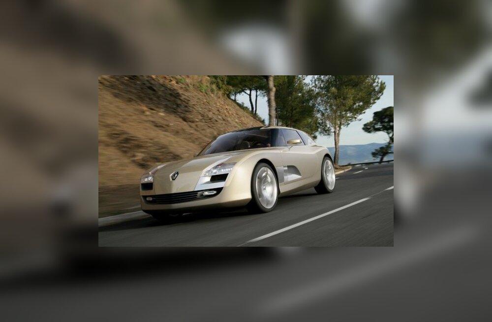Renault cобирается возродить легендарную модель Alpine