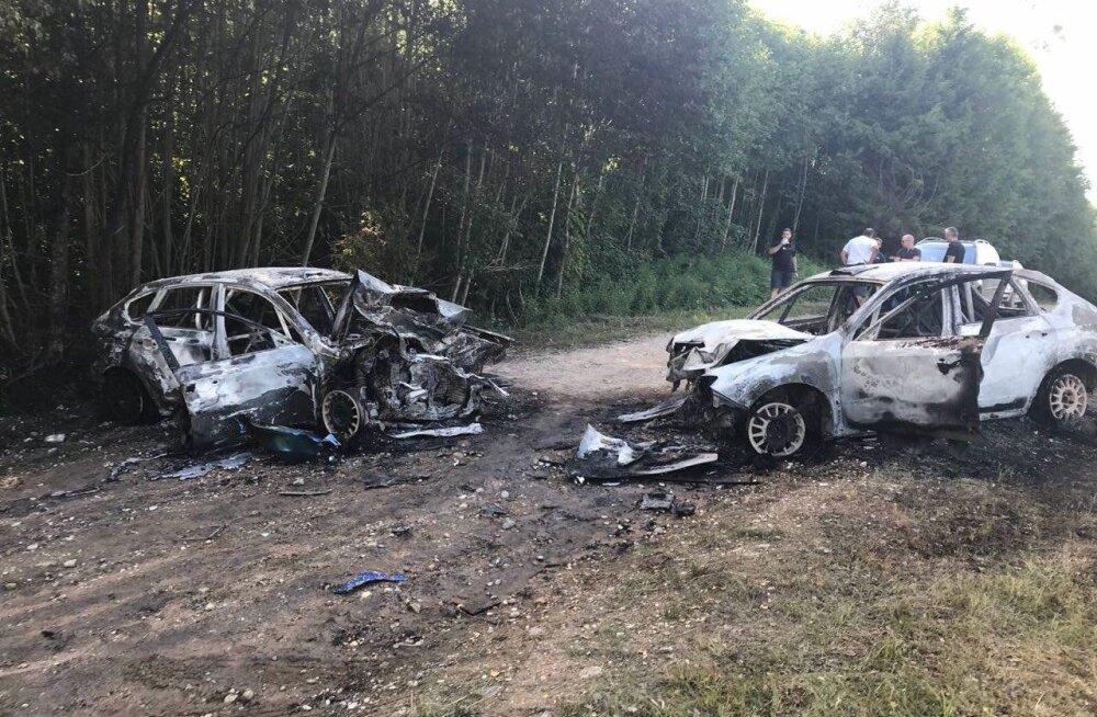12. juulil aset leidnud avarii tagajärjed.