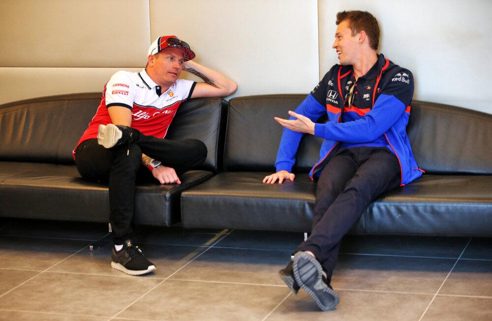 Kimi Räikkönen tervitab uusi reegleid: oleks aeg ajaraiskamine lõpetada
