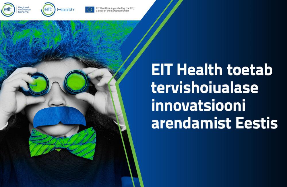 EIT Health toetab tervishoiualaste uuenduste ökosüsteemi arendamist Eestis. EIT Healthi piirkondlik innovatsioonikava aitab avastada Kesk-, Ida- ja Lõuna-Euroopa paremaid uuendusprojekte