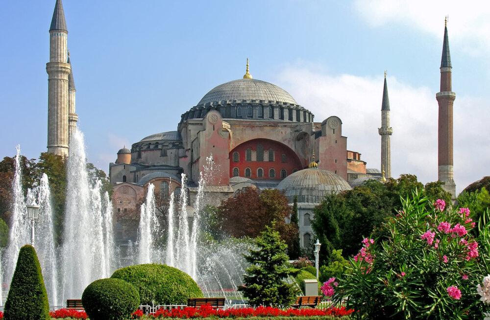 Власти Турции хотят изменить статус собора Святой Софии