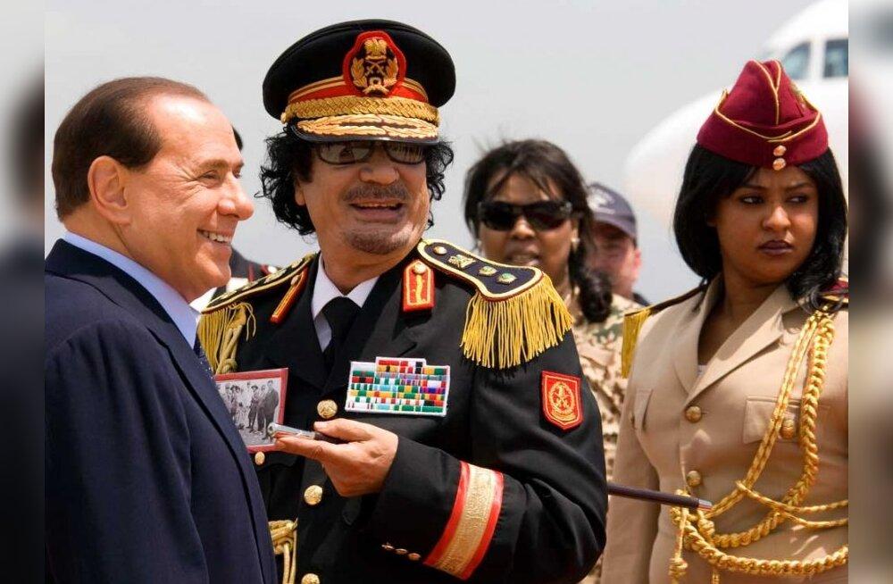 Gaddafi poja kinnitusel ei alistu Liibüa iial