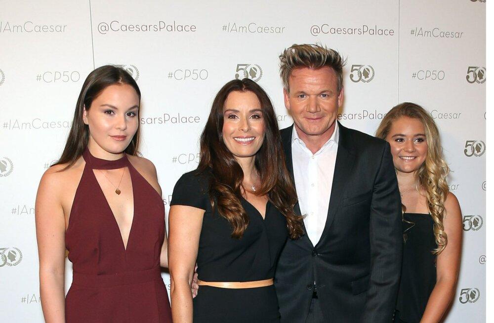 VIDEO | Rõõmuuudised! Gordon Ramsay ja tema naine Tana teatasid, et ootavad viiendat last