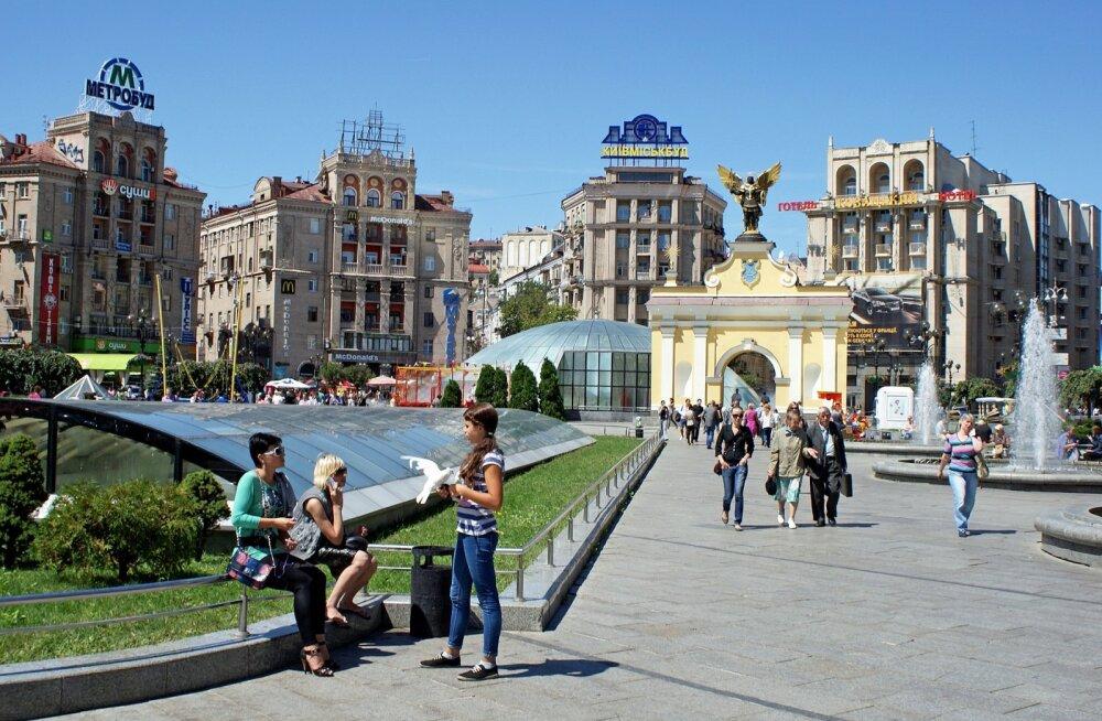 Eriti soodne linnapuhkus Kiievis: edasi-tagasi otselennud Tallinnast alates 55 eurost, lennufirma klubiliikmetele alates 35 eurost!