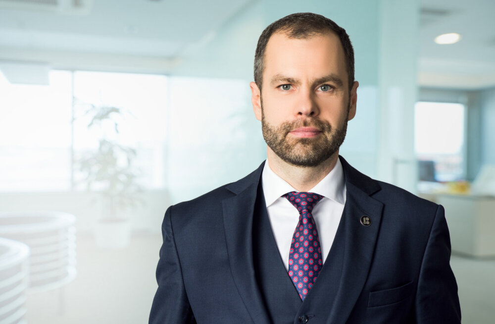 Ellex Raidla juhtivpartner, meditsiiniõiguse advokaat Ants Nõmper