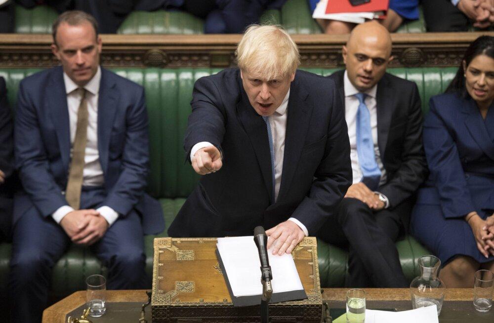 Euroopa Liidu pealäbirääkija Barnier peab Johnsoni Brexiti-poliitikat vastuvõetamatuks