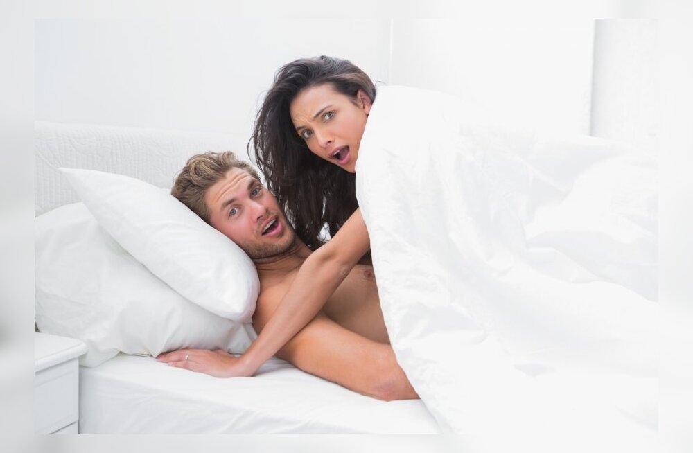 Топ-5 фраз, которые нельзя говорить в постели