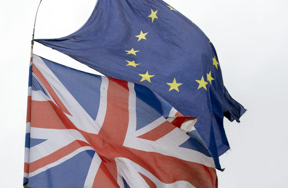 EL-i liidrid hakkavad tippkohtumisel otsima üksmeelt kaubanduskokkuleppe üle Suurbritanniaga