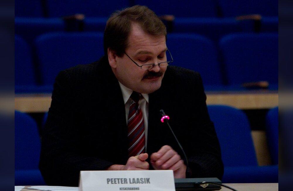 Keskerakond lubab 35-eurost pensionitõusu