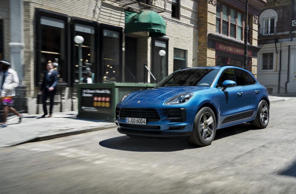 PROOVISÕIT | Uuendatud Porsche Macan: kas viimast korda sisepõlemismootoriga?