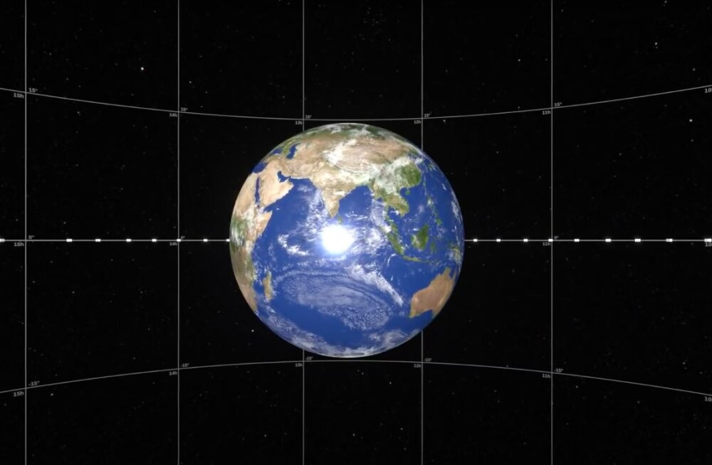 Мастер-класс от блогера RusDelfi: рассчитываем высоту орбиты спутника