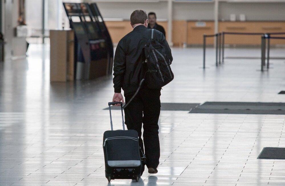 Koroonapuhangu tõttu soovitatakse reisimisest võimaluse korral pigem hoiduda.