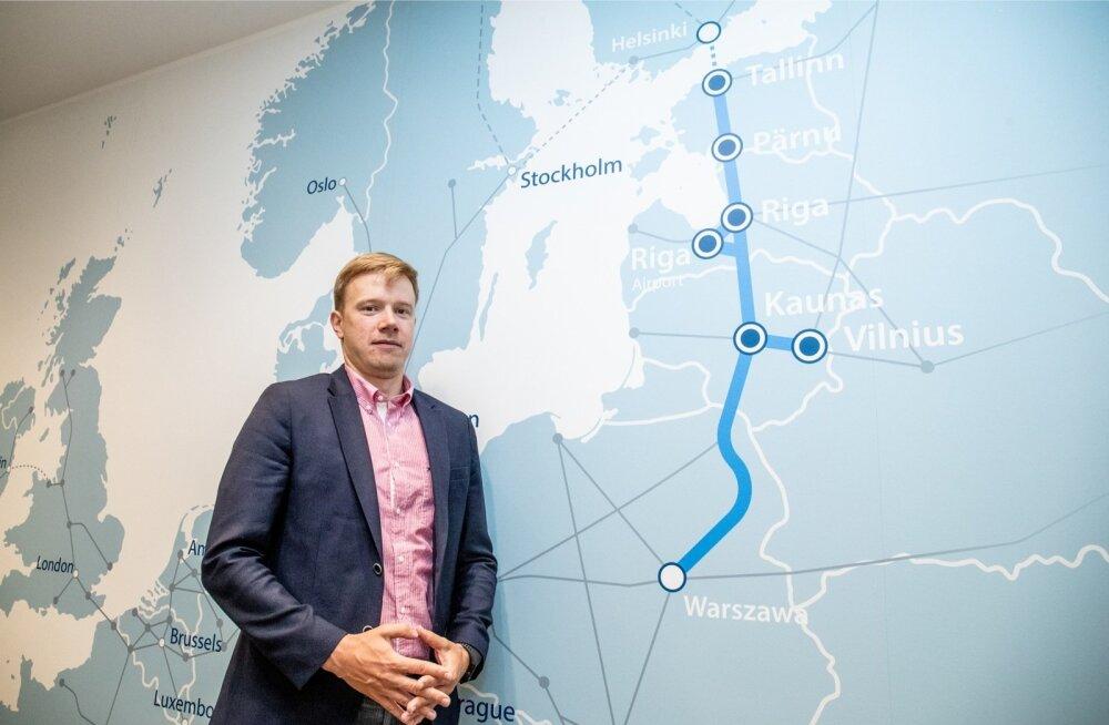 Rail Baltic Estonia tehnilise juhi Anvar Salometsa sõnul tuntakse Ülemiste reisiteriminali ideekonkursi vastu juba praegu suurt huvi. Ettevõte on teinud palju tööd, et sellel osaleks võimalikult palju rahvusvahelisi ettevõtteid.