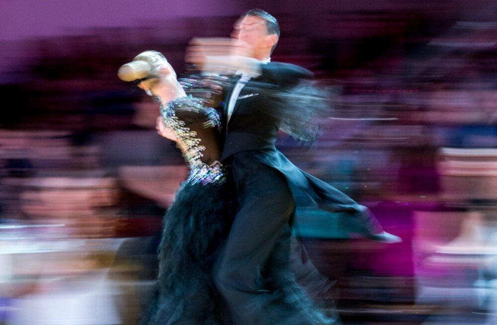 EMV kümnes tantsus