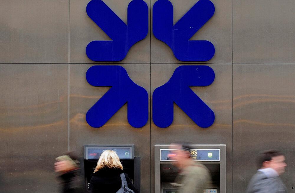Võimalik Ühendkuningriigis: suurpank jäi üheksandat aastat kahjumisse
