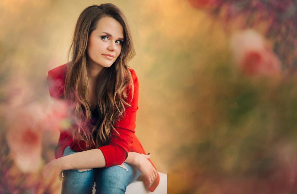KUULA: kaunis lauljanna Kati Laev avaldas uue suvise singli