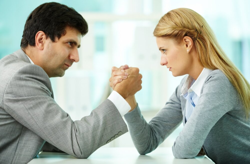 Кто тут главный: почему сильной женщине не нужен слабак
