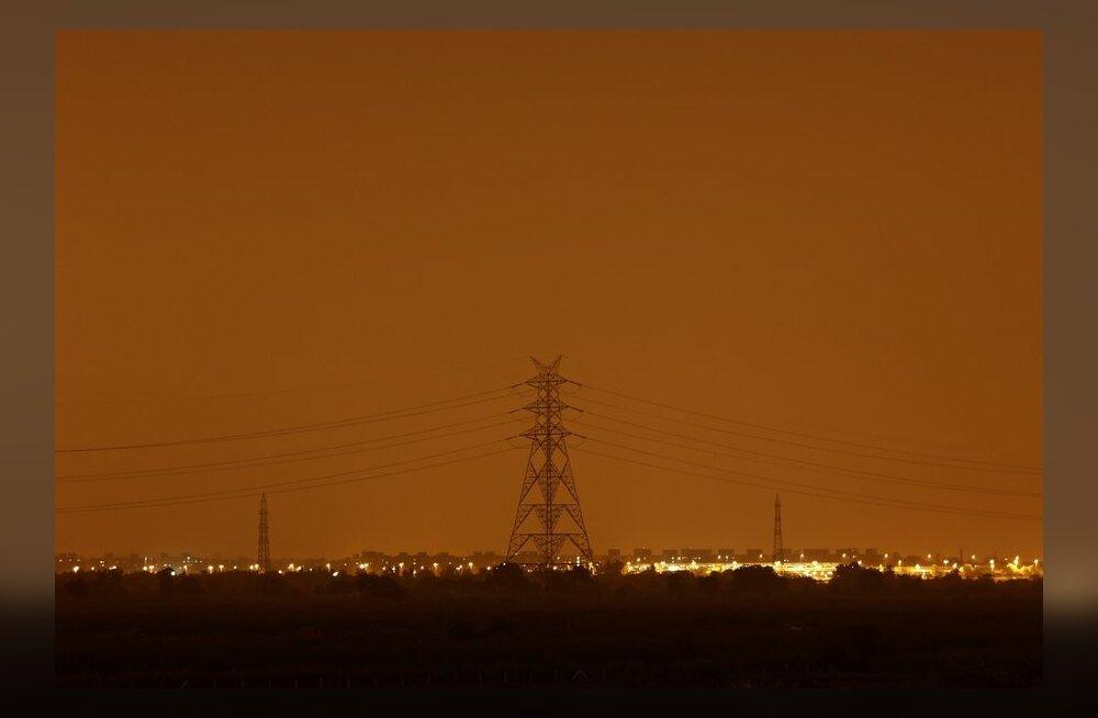 Pool Indiat pimedusse jätnud elektrikatkestus on suuremas osas lõppenud