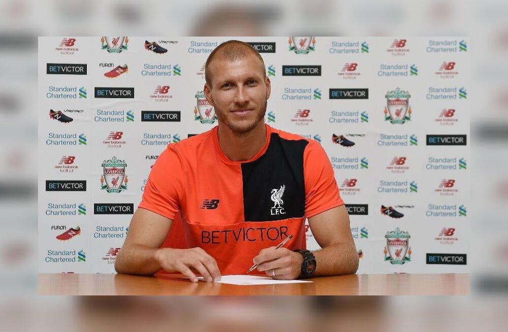 ASI AMETLIK! Ragnar Klavan sõlmis Liverpooliga kolmeaastase lepingu!