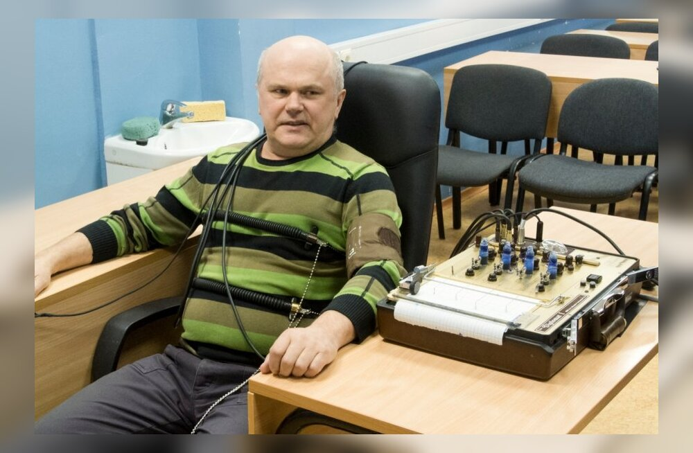 Valdededektori test. Tuvastamaks, kas spordiarst Vitali Bernatski on rääkinud tõtt sportlaste kohta, kellele ta on enda sõnul dopinguaineid müünud. Osalesid Vitali Bernatski ja polügraafi spetsialist Jaan Huik.