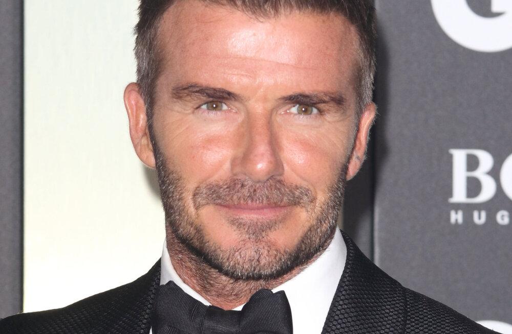 David Beckham võtab osa maailmakuulsast telesarjast: ma ei suuda ikka uskuda, et see juhtus